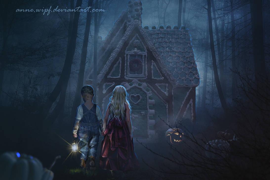 Hansel and Gretel by annewipf