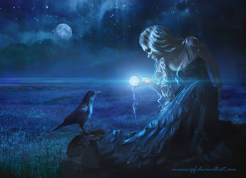 Magical Night by annewipf