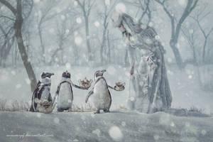 Winter Tea by annewipf