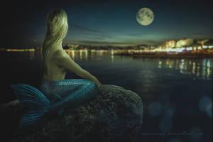 The Eldest Mermaid by annewipf