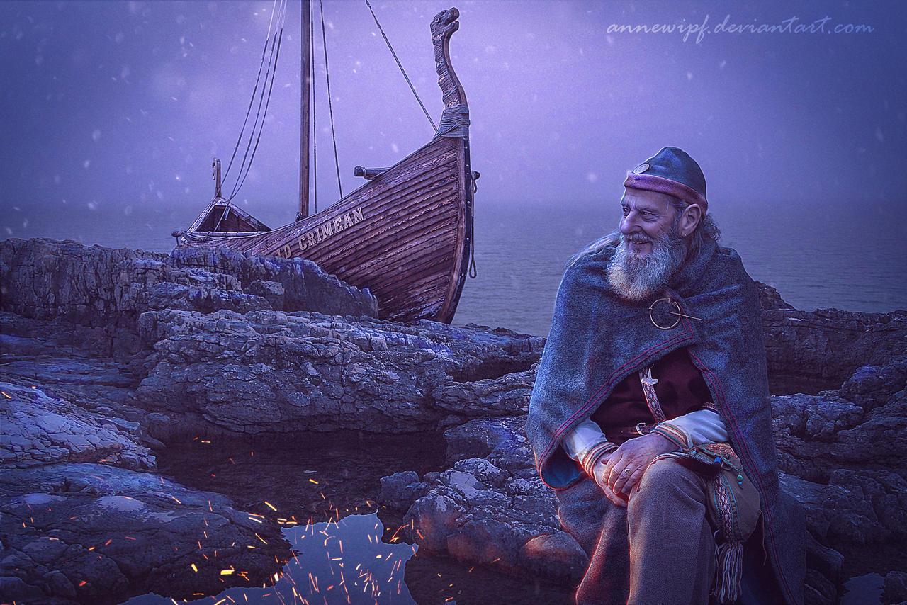 Viking break by annewipf