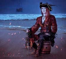 Pirate by annewipf