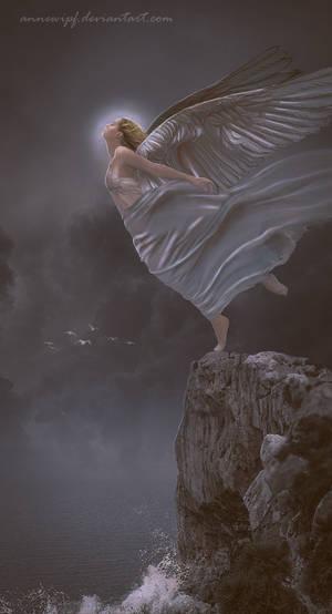 Angel by annewipf