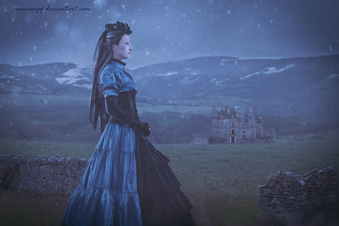 Castle of Melancholy by annewipf