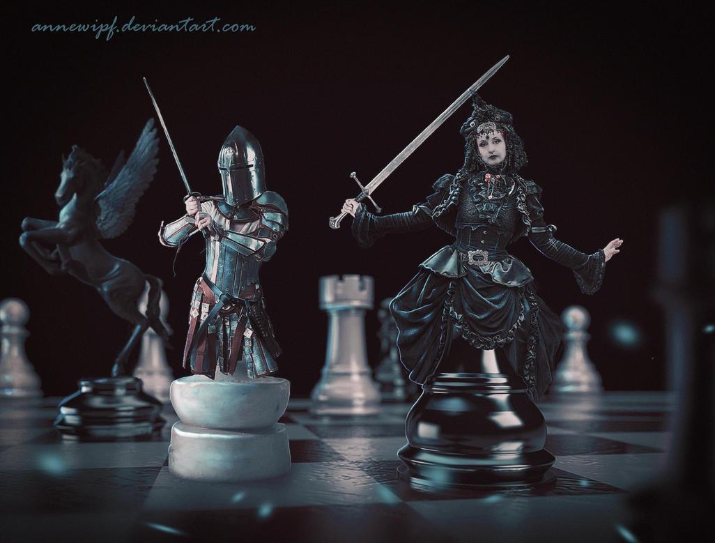Chess by annewipf