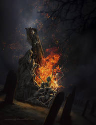 Reborn from Ashes by annewipf