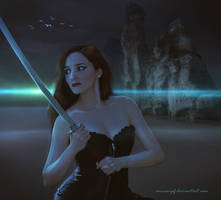 Dark Princess by annewipf