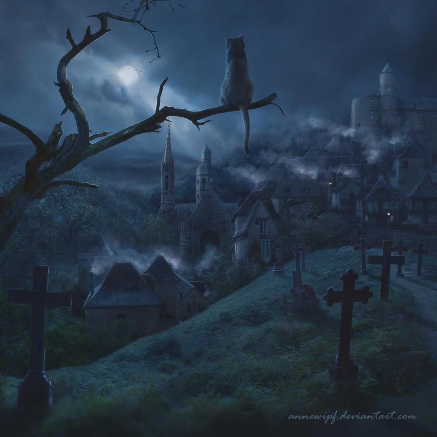 Halloween 2016 by annewipf