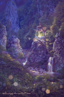 Elfic Light by annewipf
