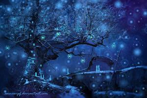 Elves of Winterland by annewipf