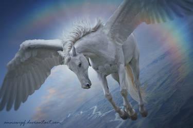 Pegasus by annewipf