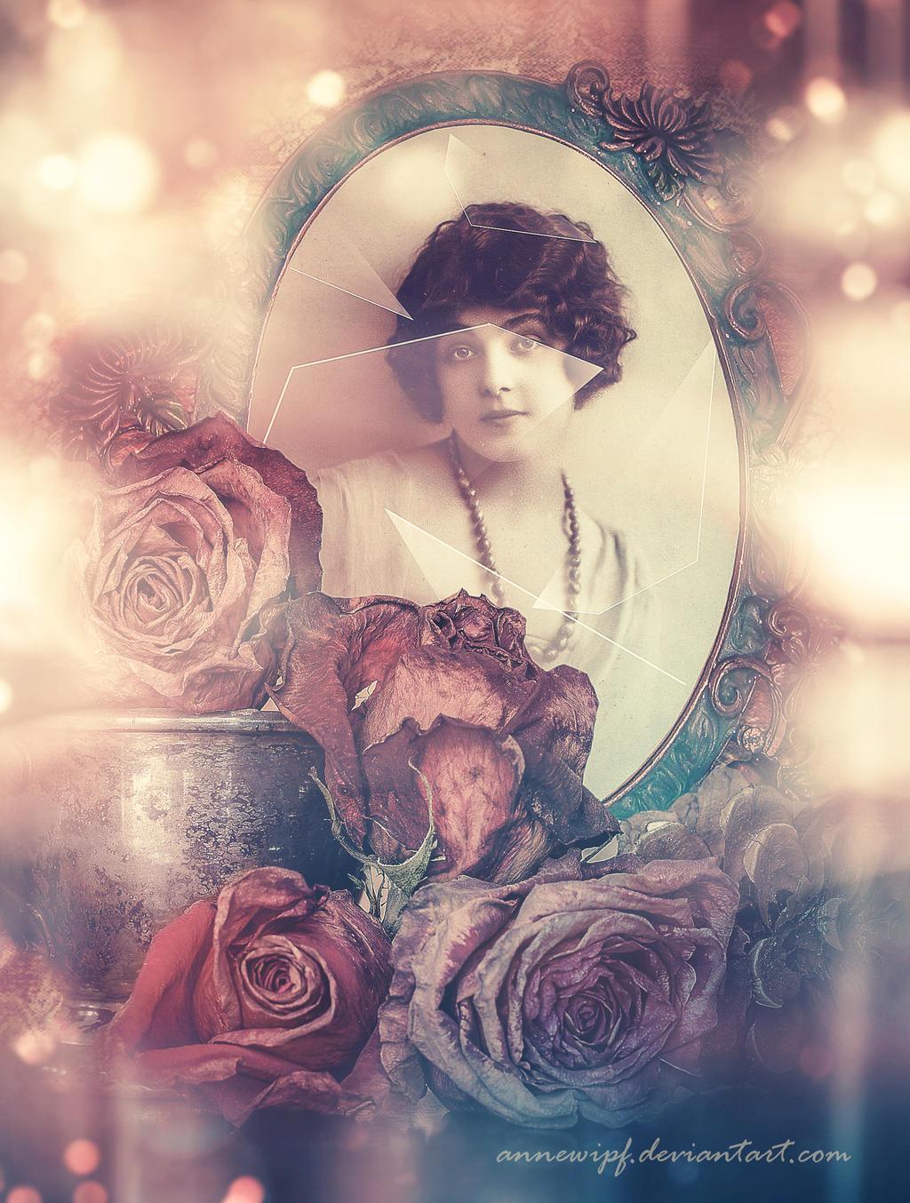 Faded Memories by annewipf