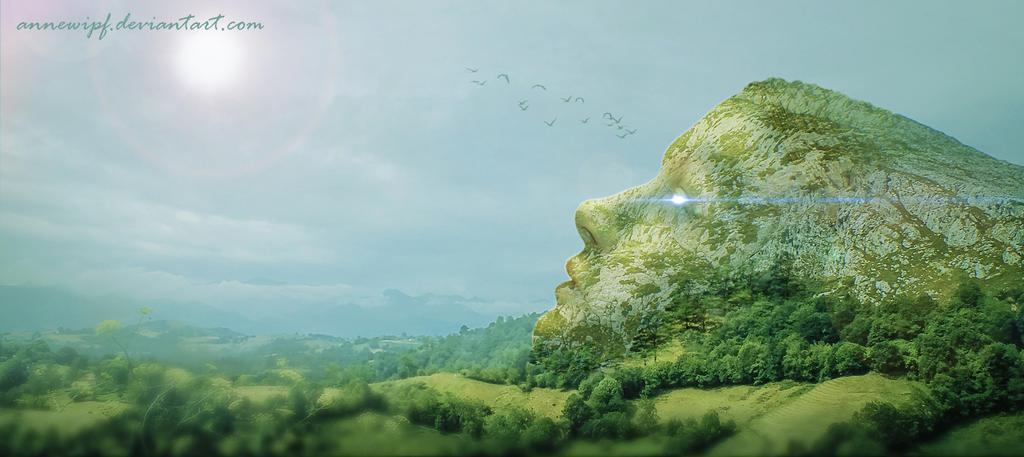 Mother Earth by annewipf