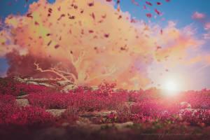 Fall Cloud by annewipf
