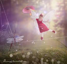Cobweb by annewipf