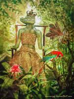 Jungle Queen by annewipf