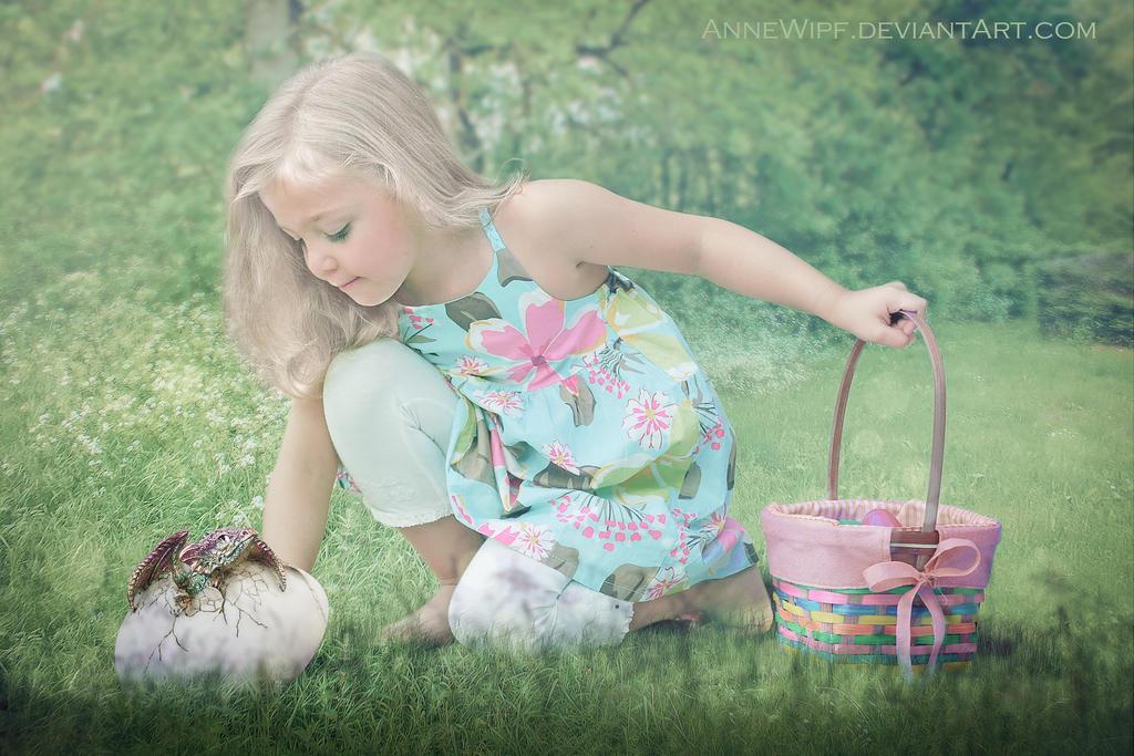 Egg Hunt by annewipf