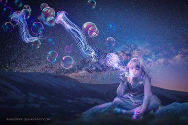 Jellies by annewipf