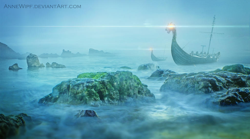 The Danger Rises from the Sea Mist