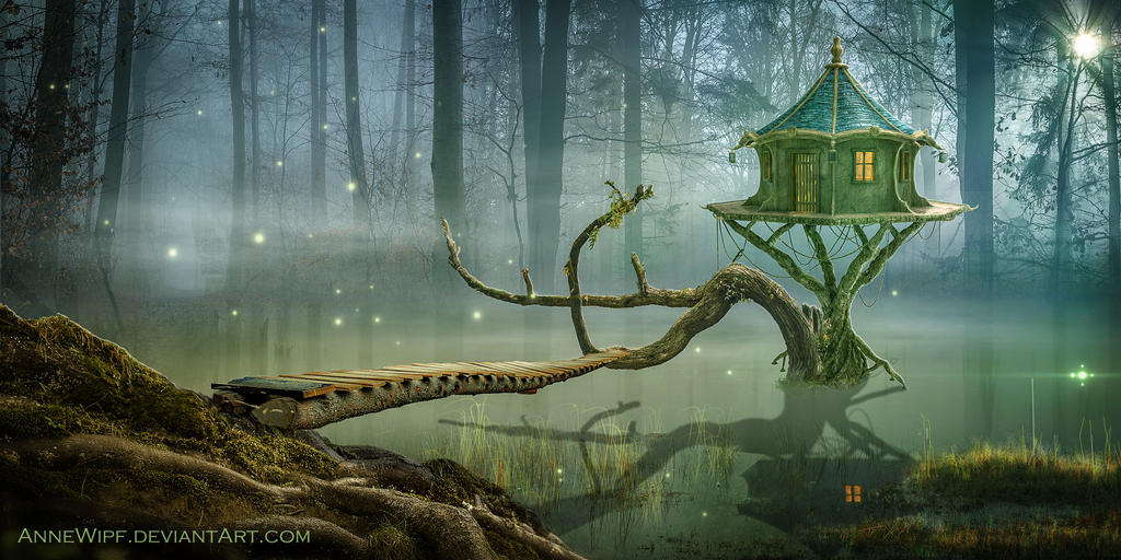 The Swamp by annewipf