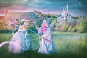 Cinderella by annewipf