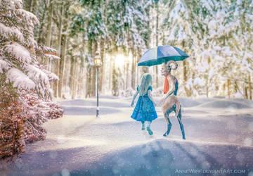 Narnia by annewipf