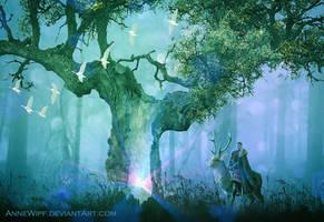 The Hunter by annewipf
