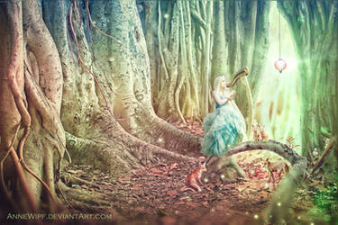Elfic Music by annewipf