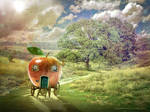 Apple Caravan by annewipf
