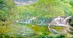 Pond by annewipf