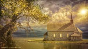Golden Hours by annewipf