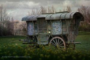 Caravan by annewipf