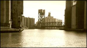 Scenes from Buffalo II by Leida