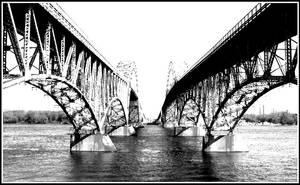 The Bridges of Grand Isle by Leida