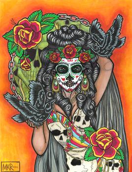 Gallery Image #1 - Dia de los Muertos