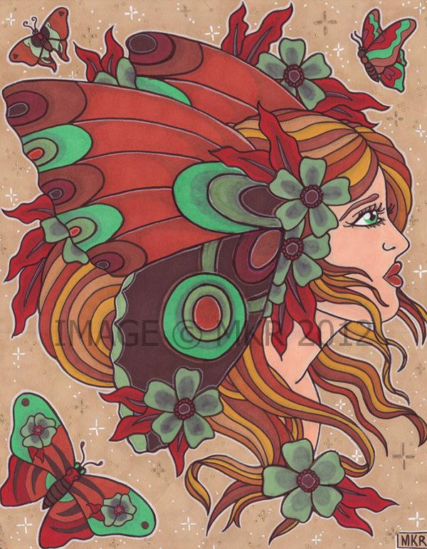 Gallery Image #6 - Butterfly Brain