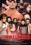 WWE Battleground 2016 - Custom Poster v2