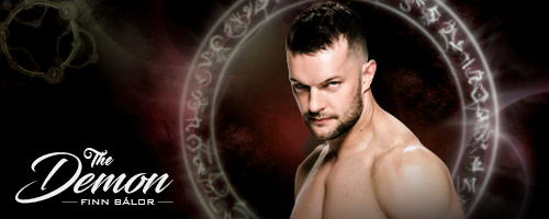 The Demon Finn Balor - Signature by DGLProductions