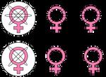 Atomic Eve Logos