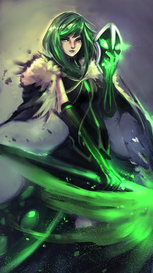 If Rubick is a girl