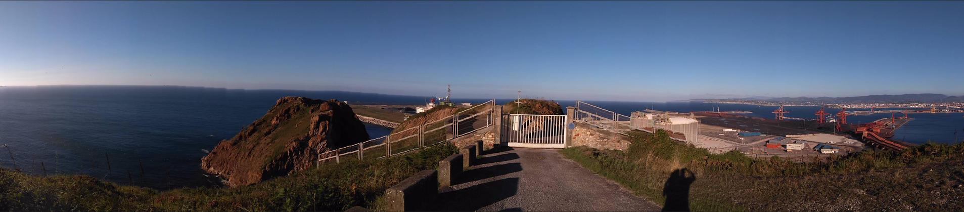 Faro Cabo Torres. Gijon by panasqueira