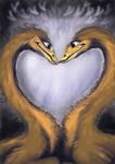 Ornithomimus love