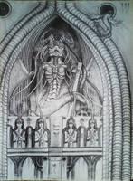Church by Azraelangelo