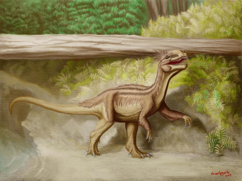 Coelurosaurichnus tatricus
