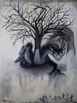 Trojhlavy drak