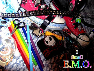 I Smell Emo II by ballroom-skye