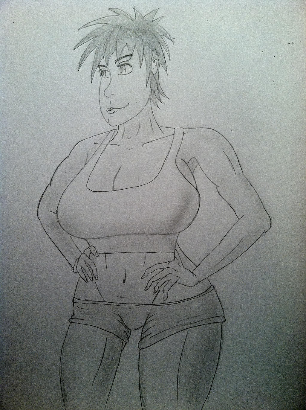 Introducing my OCs: Elle by DoomBerry83