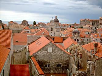 Old city 2 by Sherezade