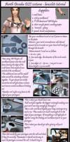 Aerith Dissidia DLC - bracelets tutorial