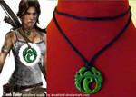 Tomb Raider Lara's pendant